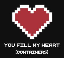 You Fill My Heart (Containers) Kids Clothes