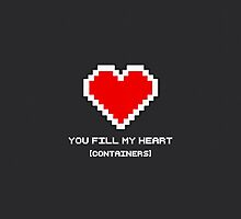 You Fill My Heart (Containers) by BootsBoots