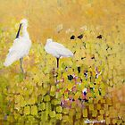 Spoonbill Land by Susan  Wellington