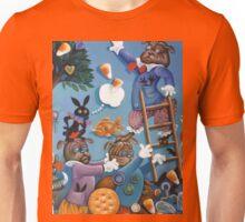 GONE CRACKERS Unisex T-Shirt