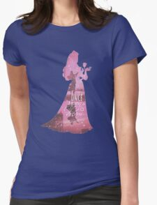 Once Upon a Dream Womens Fitted T-Shirt