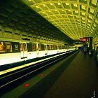 Metro by Lorena María