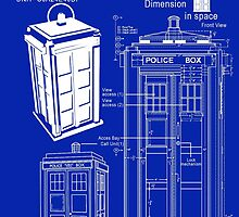 Tardis by Glorfindel11