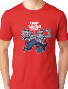 Fight of the Living Dead Unisex T-Shirt