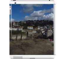 View From Doc Martin's Surgery iPad Case/Skin