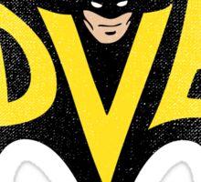 Batman Ed Ved Sticker