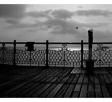 Beyond The Pier Photographic Print