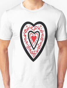 Ben's Heart Unisex T-Shirt