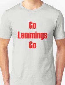 Go Lemmings Go T-Shirt