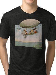 Mr. Golli Aloft Tri-blend T-Shirt