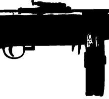 Tommy Gun by Edward Fielding