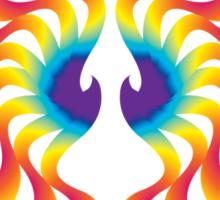 Phoenix Wings Sticker