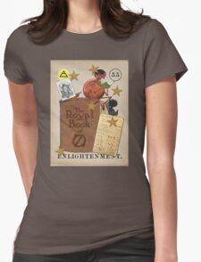 Enlightenment - from the Marvelous Oracle of Oz Womens Fitted T-Shirt