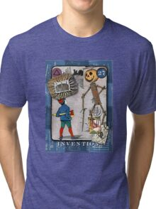 Invention: from The Marvelous Oracle of Oz Tri-blend T-Shirt