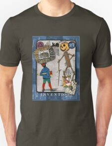 Invention: from The Marvelous Oracle of Oz Unisex T-Shirt