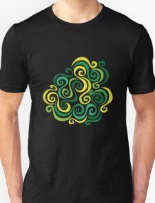 Swirly Emblem Unisex T-Shirt
