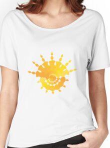 Sun Star Women's Relaxed Fit T-Shirt