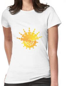 Sun Star Womens Fitted T-Shirt