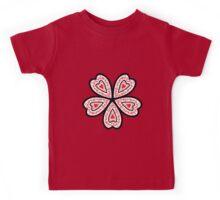 Heart Flower Kids Tee