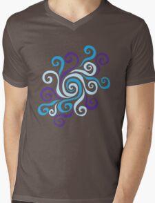 Swirl Pool Mens V-Neck T-Shirt