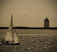 Yesterdays Sail by Karol Livote