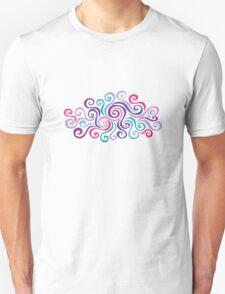 Swirlycules Unisex T-Shirt