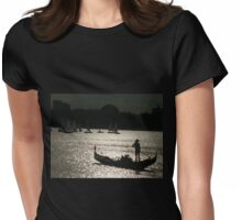 Gondola Womens Fitted T-Shirt