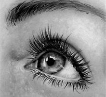 Eyeball by S. Lenore Reely