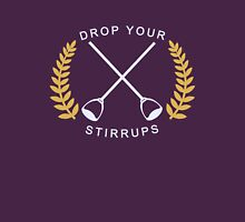 Drop Your Stirrups! -V2 T-Shirt