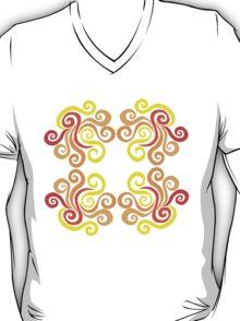 Firery Swirls T-Shirt