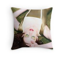 Goldex Throw Pillow