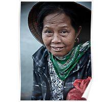 Fisherlady Poster