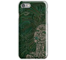 Precognition v04 iPhone Case/Skin