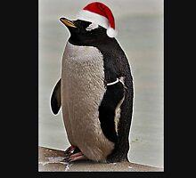 Merry Christmas Mr Penguin T-Shirt