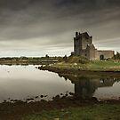 Irish castle by bposs98