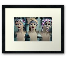 Only Shaken but not Stirred... Framed Print