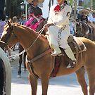 Dia de los charros - Mexican Rider Day II by Bernhard Matejka