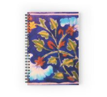 tile decorated Spiral Notebook