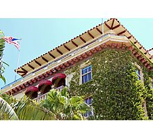 Van Dykes Cafe Lincoln Road Photographic Print