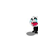 Crying Panda Cub by SEspider