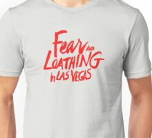 Fear and Loathing in Las Vegas - RED Unisex T-Shirt