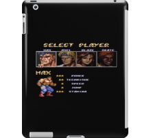 Streets of Rage 2 – Select Max iPad Case/Skin