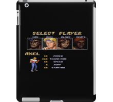 Streets of Rage 2 – Select Axel iPad Case/Skin