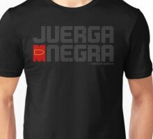 Juerga Negra Unisex T-Shirt