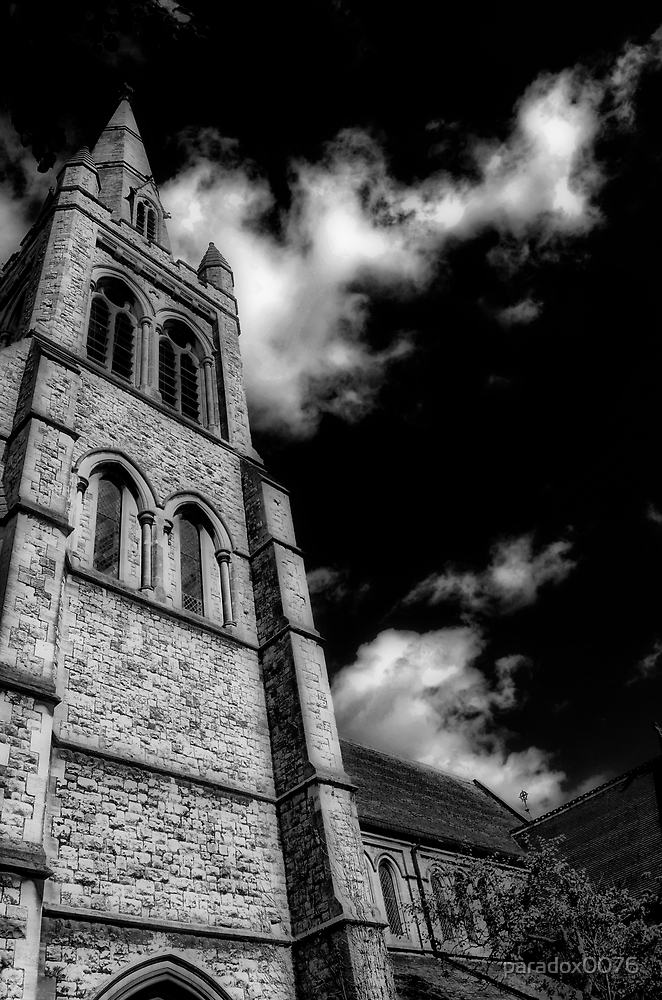 The Bell Tower by paradox0076