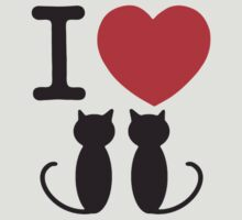 I Heart Cats T-Shirt
