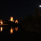 Cathedral Buy Moon and Light by yampy