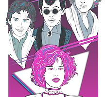 Pretty In Pink (Pink Variant) by Michael Donnellan