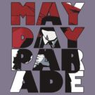 Mayday Parade Graphic Text by Aroll510