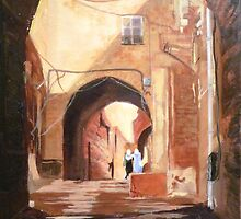 Seductive Arches(Sold) by bettymmwong
